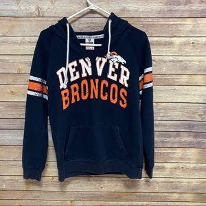 Victoria's Secret Pink Denver Broncos sweatshirt